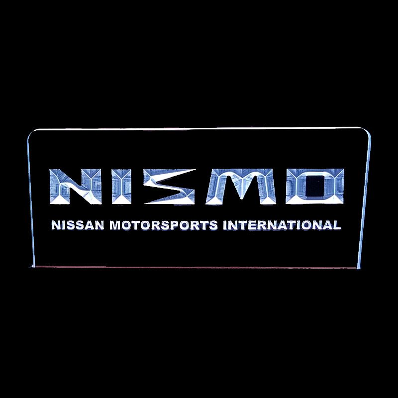 NISMO VINTAGE - ACRYLIC LED SIGN