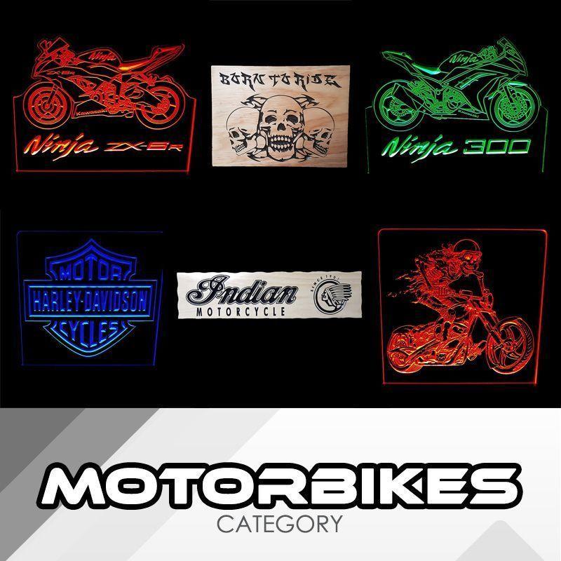 Motorbikes - Category