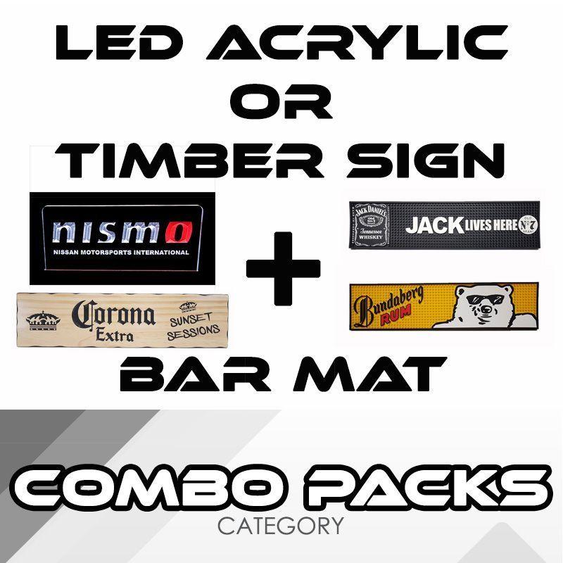 Combo Packs - Category