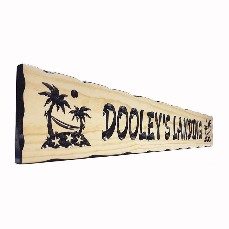 Dooleys Landing side