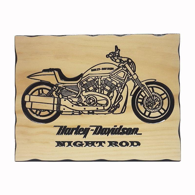 Harley Davidson Night Rod front
