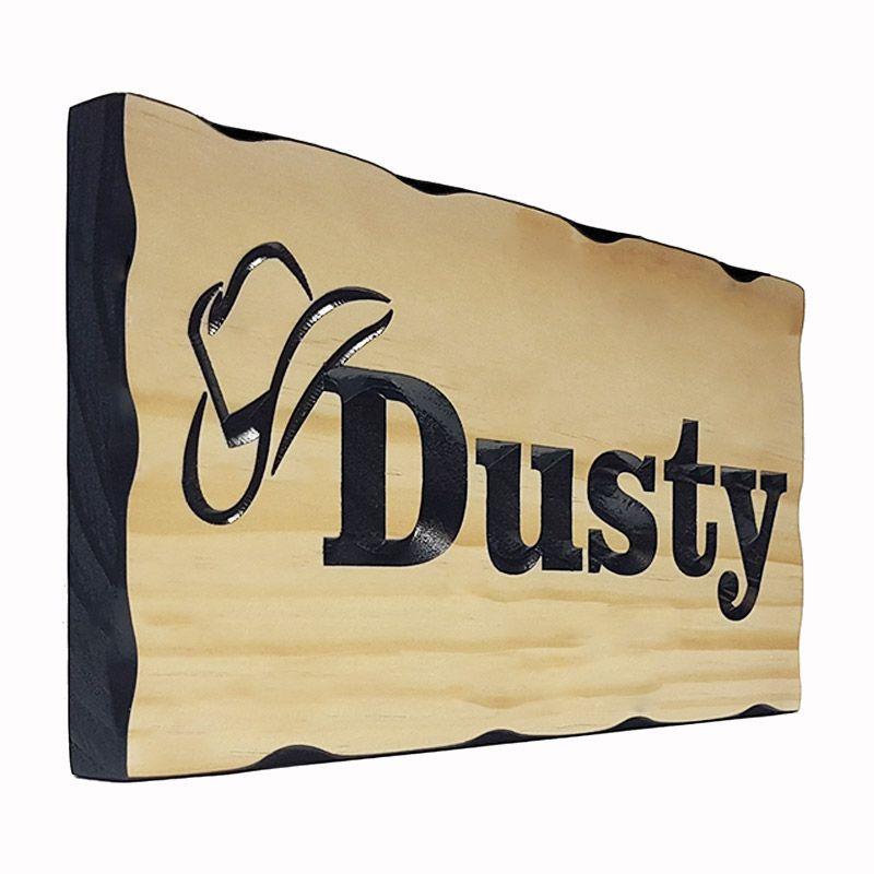 Dusty side